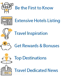 Travelers Advantages,Travel catalog, tourist guide, catalogue,etravel.gr